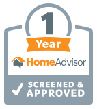 1 Year Home Advisor Screen & Approved